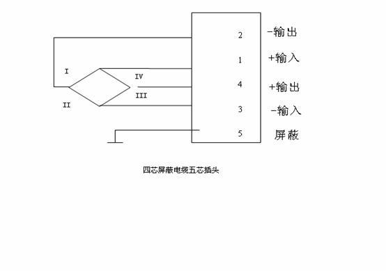 应变测量传感器使用说明